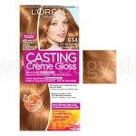 L Oréal Casting Creme Gloss šetrné zloženie bez amoniaku zlatý karamel č.834 14e9b9a541d