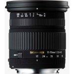 Sigma 17-70mm f/2,8-4 DC Makro OS HSM Nikon