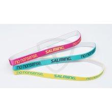 Salming hairband 3-pack 17/18 ružová-tyrkysová-žltá