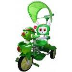 Baby Mix Detská trojkolka Klaun green