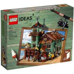 e8a8b93486a2 LEGO Ideas 21310 Starý rybársky obchod od 239