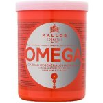 Kallos KJMN vyživujúca maska (Omega Rich Repair Hair Mask with Omega-6 Complex and Macadamia Oi) 1000 ml