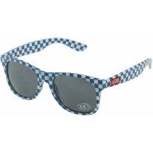 Vans Spicoli 4 Shades Classic Blue Checkerboard