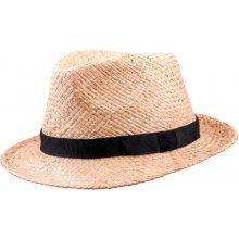 b7ed0bdff Assante béžový pánsky slamený klobúk 80005