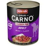 Animonda Gran Carno Adult hovädzie & jahňacie 800 g