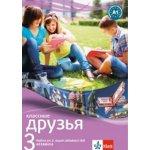 Klassnyje druzja 3 A1.1 - učebnica slovensky
