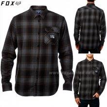 e001d0dc5a0a Fox pánská košeľa Voyd flannel modrá