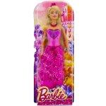 Mattel Barbie Princezná ružová (CFF25)