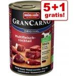 Animonda Gran Carno Adult hovädzie & kuracie 6 x 400 g