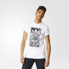 Adidas CULTURE CLASH T Pánske tričko