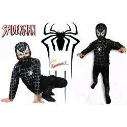 d99599272 Poradňa Spiderman čierny - Heureka.sk