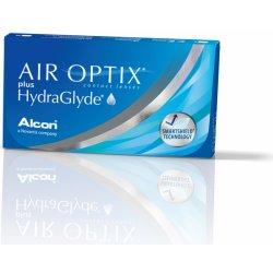 Alcon Air Optix Plus HydraGlyde 6 šošoviek od 20 60b1f0ce17a
