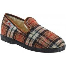 Blancheporte Domáce papuče Jeva gaštanová