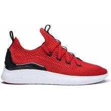 Pánske červené tenisky Supra FACTOR 90140278996