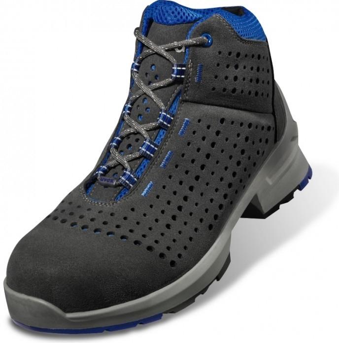 Pracovná obuv UVEX  Šnurovacia topánka - 8541 S1 SRC - Zoznamtovaru.sk 3c58a36d065