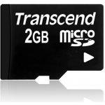 Transcend microSDHC 2GB TS2GUSDC