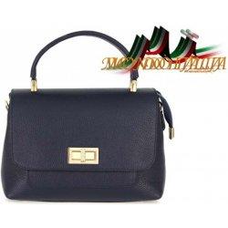 35c5fde4cf Made In Italy kabelka do ruky aj na rameno 474 modrá alternatívy ...