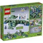 LEGO Minecraft 21136 Pamätník v oceáne
