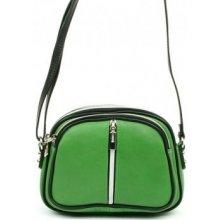 f8ad61b6ef Vera Pelle 113 kožená kabelka dámska Zelená