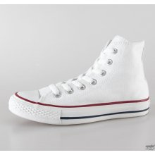 Converse All Star High Trainers Optic White