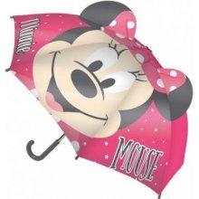 4e53c59f1 Dievčenský 3D dáždnik MINNIE MOUSE Pink 2400000416
