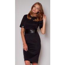 Figl dámske šaty M204 black