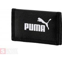 Puma Phase wallet 075617 01 čierna 5dddd393cdc