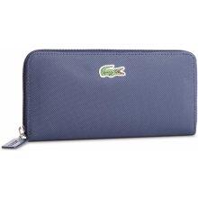fe5f02ca68563 Lacoste Veľká Peňaženka Dámska L Zip wallet NF2285PO Eclipse 241