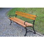 Záhradná lavice Parková lavice s područkami