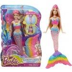 MATTEL Barbie 29cm morská panna čarovná