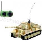 Alltoys RC mini tank Tiger RTR 1:72