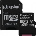 Kingston microSDXC 128GB UHS-I SDCS/128GB