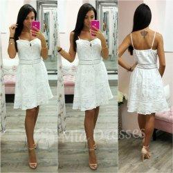 594e96df6719 Biele krajkové šaty s gombíkmi alternatívy - Heureka.sk