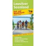 PublicPress Rad- und Wanderkarte Lausitzer Seenland