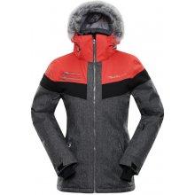 2190d6271 Alpine Pro Dora 5 dámska lyžiarska bunda LJCM286473 oranžová