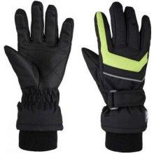 Renko Detské zimné rukavice zelená