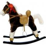 Milly Mally Houpací koník Mustang světle hnědý