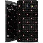 Púzdro i-Paint - HARD CASE Sweety Samsung Galaxy A5 2016 čierne