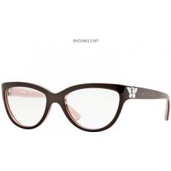048a7f29c Dioptrické okuliare Vogue 2865 2187 od 79,00 € - Heureka.sk