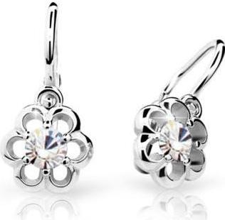 bdaa2cb75 Cutie Jewellery náušnice C1947B CZ White biele zlato - Zoznamtovaru.sk