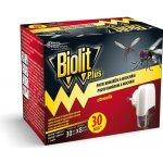 Biolit Plus elektrický odparovač 30 nocí proti muchám a komárom