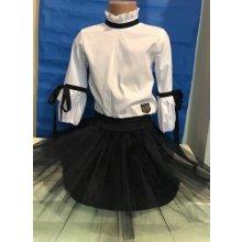 9afc8b142c2c Dievčenská tutu sukňa tm.modrá