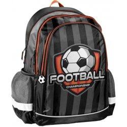 Paso batoh Fotbal batoh 42cm černý od 20 366ecb398f