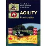 Agility, první krůčky - Jaroslav Benda, Karina Divišová, Martina Podešťová