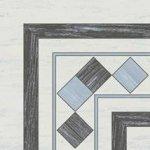 Roh Ribesalbes Mare Nostrum mix farieb 20x20 cm, mat ESQMARENOS