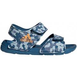 2df741567301 Adidas Performance AltaSwim Sandále C Modrá   Oranžová   Svetlo modrá