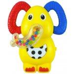 Baby Mix hrkálka se zvukem sloník
