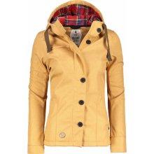 65679da0c7b4 Woox Mollis Concha Gold Chica Oranžová softshell bunda