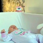 Amaryllo Baby monitor iBabi 360° HD ružová