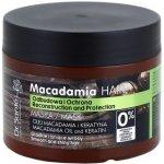 Dr. Santé Macadamia krémová maska pre oslabené vlasy (Macademia Oil and Keratin, Reconstruction and Protection) 300 ml